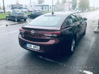 Opel Insignia Grand Sport Edition 1.5 Turbo 121kW