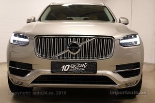 Volvo XC90 AWD INSCRIPTION 7 XENIUM INTELLI SAFE BUSINES 2.0 D5 165kW