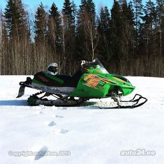 Arctic Cat Firecat F6/599 86kW