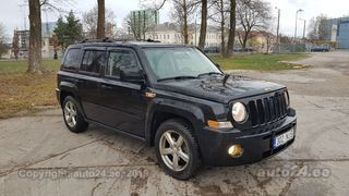 Jeep Patriot limited 2.0 CRD 103kW