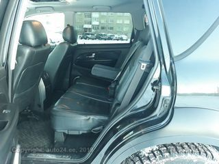 SsangYong Rexton Luxury AWD 2.7 XVT 137kW