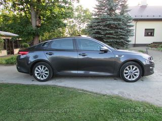 Kia Optima 1.7 CRDI 104kW