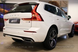Volvo XC60 AWD R-DESIGN INTELLI SAFE WINTER PRO AIR 2.0 D4 140kW