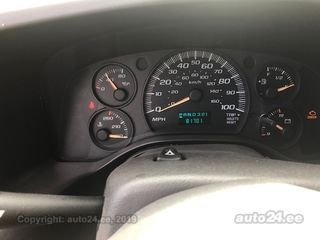 Chevrolet Express Roadtrek 170 Popular 6.0 234kW