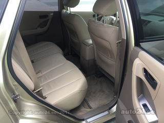 Nissan Murano Executive ATM 3.5 172kW
