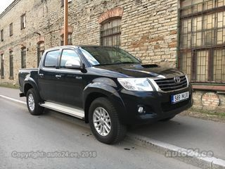 Toyota Hilux SR+ Invincible 3.0 126kW