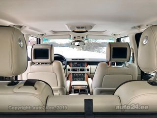 Land Rover Range Rover Vogue 4.4 V8 230kW