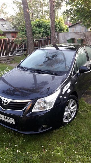 Toyota Avensis D CAT 2.2 110kW