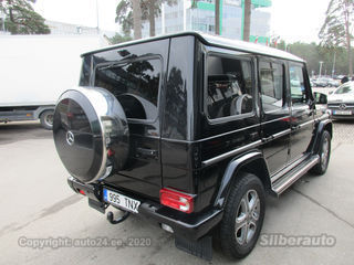 Mercedes-Benz G 500 4 matic Distronic 5.5 V8 285kW