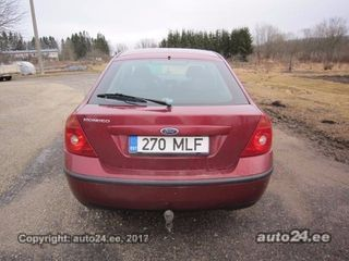 Ford Mondeo 2.0 107kW