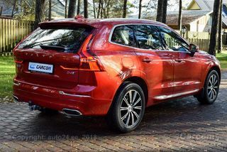 Volvo XC60 AWD INSCRIPTION INTELLI SAFE WINTER PRO MY18 2.0 D4 140kW