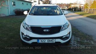 Kia Sportage SLS Facelift 1.7 85kW
