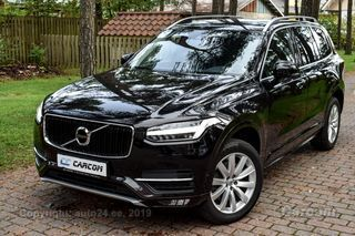 Volvo XC90 AWD MOMENTUM INTELLI SAFE BUSINESS MY 2016 2.0 D5 165kW