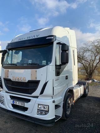 Iveco Stralis AS440T/E 338kW