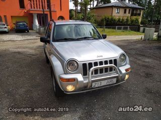 Jeep Cherokee 4X4 LIMITED EDITION 2.5 105kW