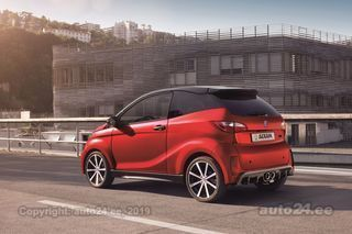Aixam Coupe Long 6kW