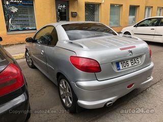 Peugeot 206 1.6 80kW