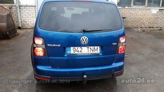 Volkswagen Touran CROSS 1.9 TDI 77kW