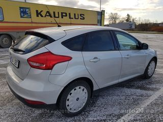 Ford Focus ECONETIC 1.5 TDCI 78kW