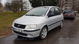 Hyundai Matrix 1.6 76kW