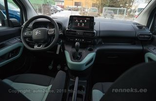 Citroen Berlingo Live 100 BlueHdi Business Pack 1.5 75kW