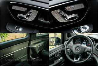 Mercedes-Benz V 250 AMG Avantgarde Extra-Long 4Matic 8K 2.1 d BlueEfficiency 140kW