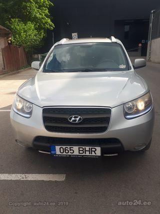 Hyundai Santa Fe 2.2 110kW