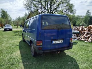 Volkswagen Transporter Long 2.4 57kW