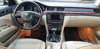 Skoda Superb 3.6 191kW