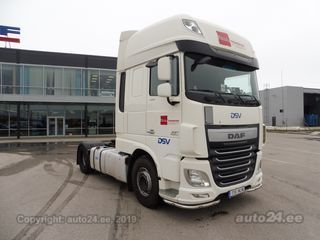 DAF XF 460 FT 340kW