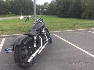Harley-Davidson Dyna Street Bob FXDB V2 56kW