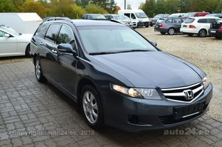 Honda Accord Tourer 2.2 CDTi 103kW