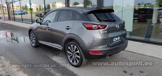 Mazda CX-3 Luxury 2.0 89kW