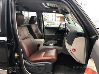 Jeep Commander Executive Limited Edition 3.0 160kW