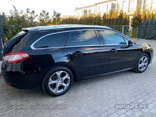 Peugeot 508 Business 1.6 BlueHDi 88kW