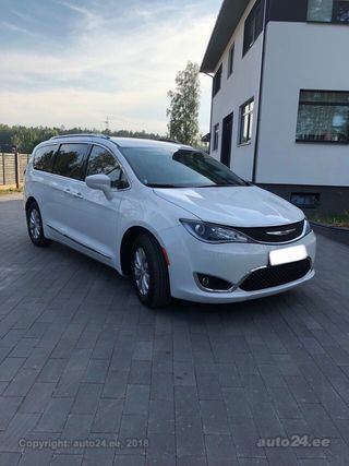Chrysler Pacifica 3,6l 214kW