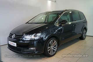 Volkswagen Sharan Highline 2.0 TDI 135kW