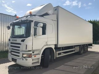 Scania P380 6X2 THERMO KING 280kW