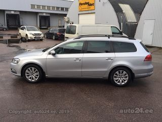 Volkswagen Passat Business pakett 1.4 118kW