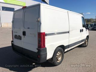 Citroen Jumper 2.8 94kW