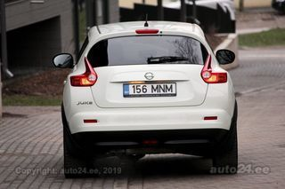 Nissan Juke Tekna 4WD MCVT 1.6 DIG-T 140kW