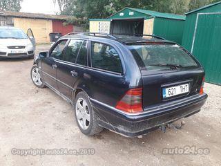 Mercedes-Benz C 220 2.2 70kW