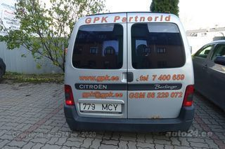 Citroen Berlingo 2002 1.4 55kW