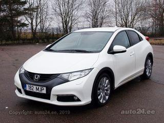 Honda Civic Elegance Navi 1.8 104kW