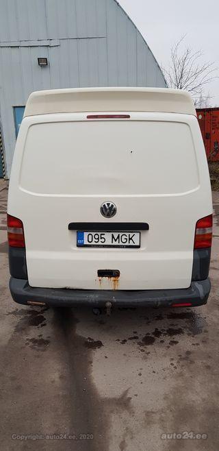 Volkswagen Transporter Kasten 2.4 96kW