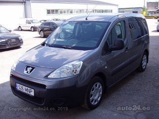 Peugeot Partner 1.6 i 72kW