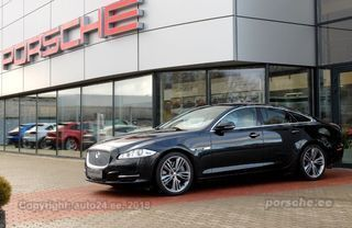 Jaguar XJ Supersport 5.0 V8 Supercharger 375kW