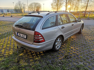 Mercedes-Benz C 200 2.1 85kW