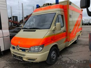 Mercedes-Benz Sprinter 2.2 95 kW