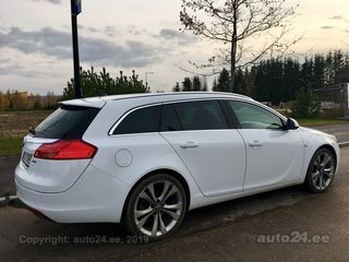 Opel Insignia Sports Tourer 2.0 118kW